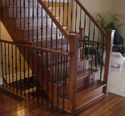 Redondo Railings Co. Has Proudly Served Greater Toronto For Over 25 Years.  We Are A Family Owned And Operated Company That Manufactures Custom Interior  And ...